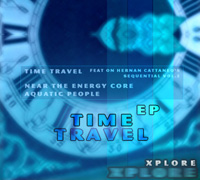 Xplore : Time Travel track in Beatport.com progressive house top 100